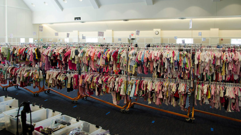 16 fall children's consignment sales around Charlotte