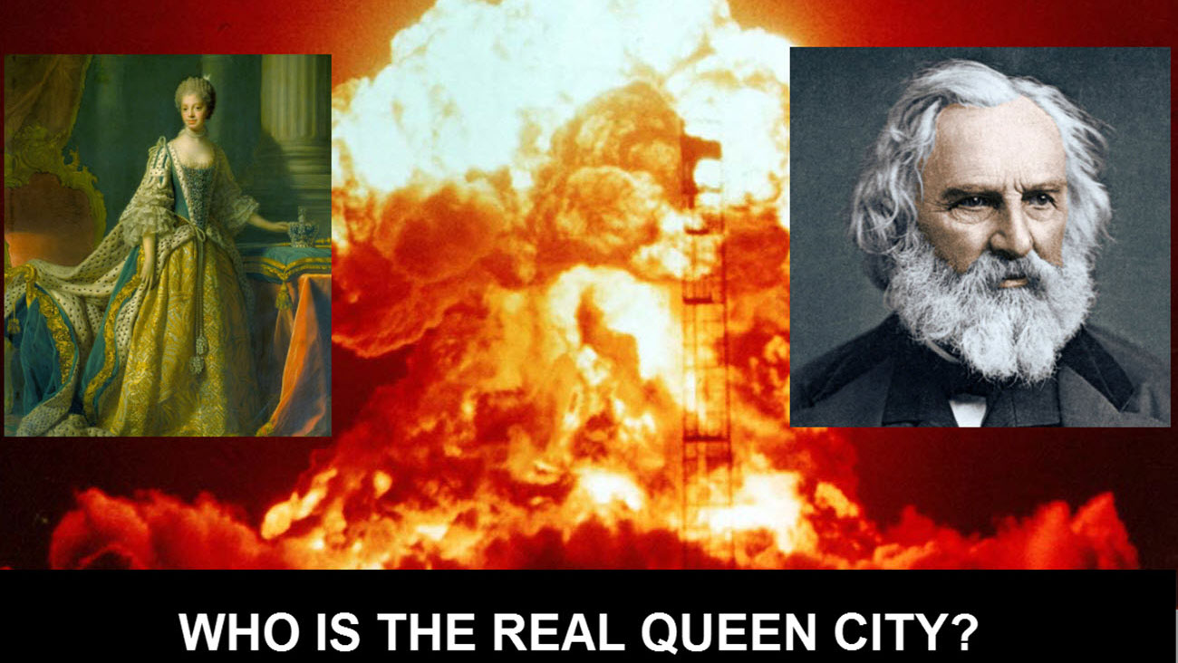 Which Queen City is the real Queen City?