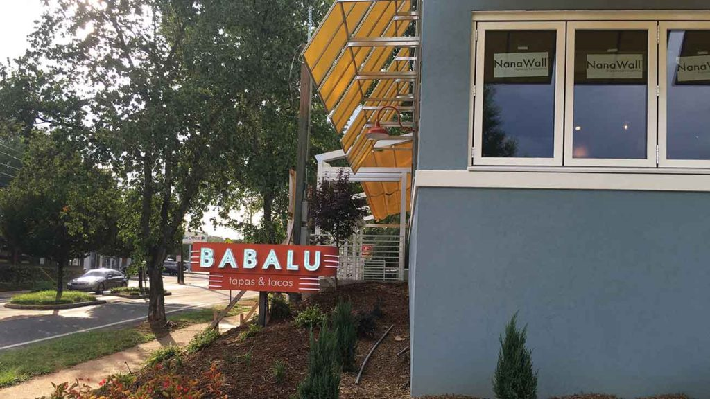 What should you expect when Babalu opens its Dilworth restaurant in late July?