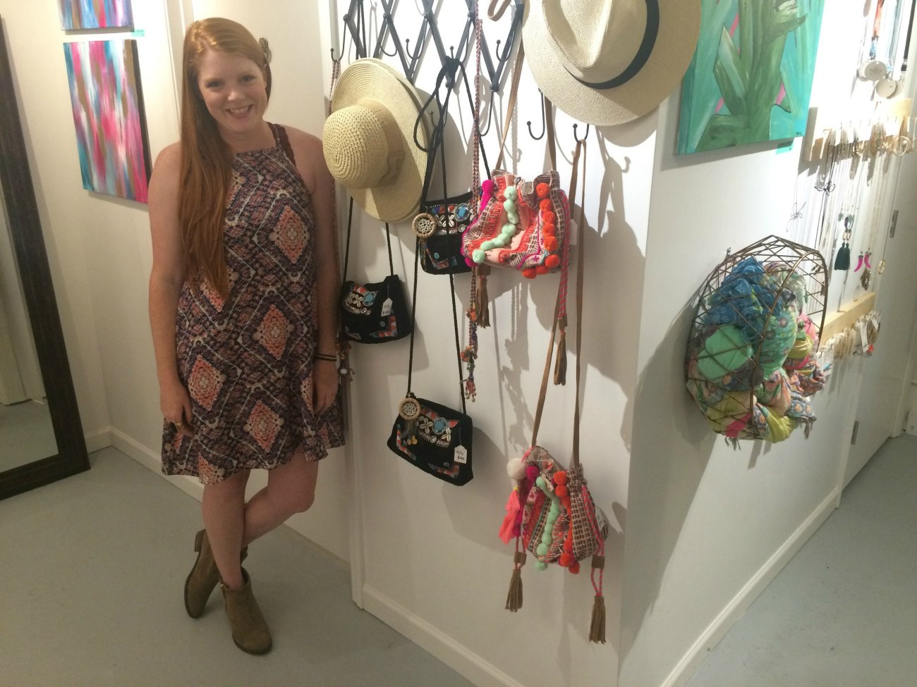 First look at Elsa Fine's new boutique at Area 15