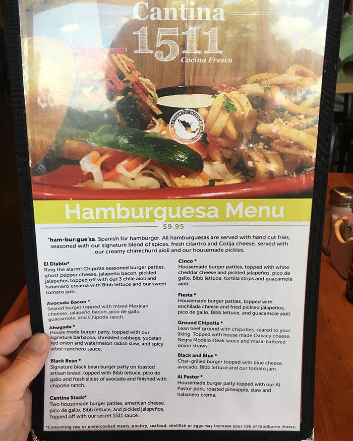 hambergusa-menu