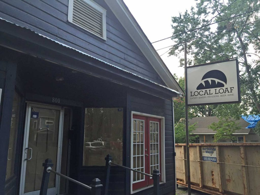 Local Loaf is opening a new location in NoDa in late summer