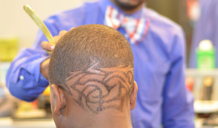 THE CUT: Where Charlotte's distinguished young black professionals get groomed