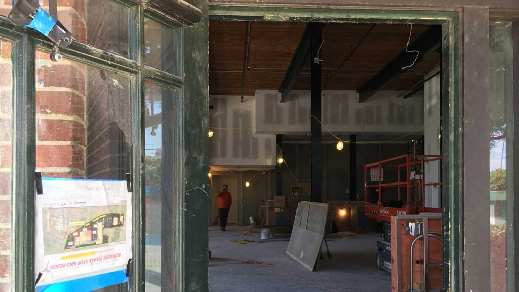 What's the big deal about this O-Ku sushi restaurant opening this August in South End?