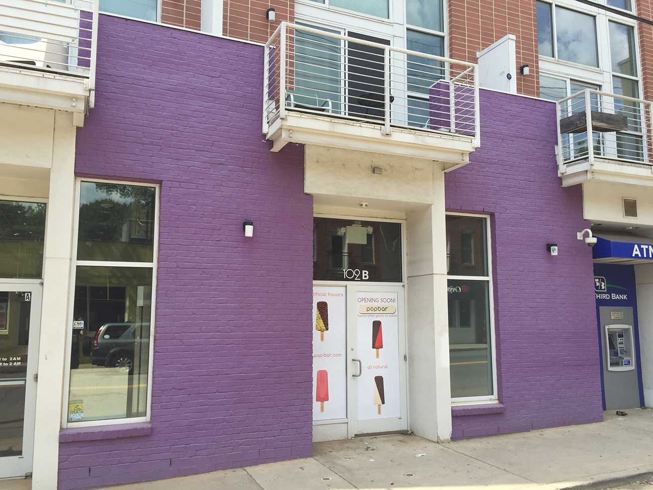 Popbar's first N.C. location will be on North Davidson Street