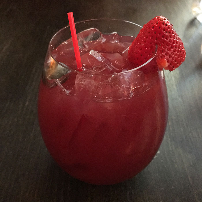 strawberry sangria rai lay