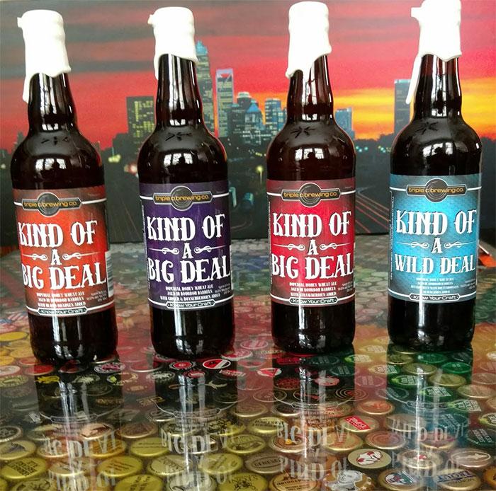 Triple C Big Deal bottles