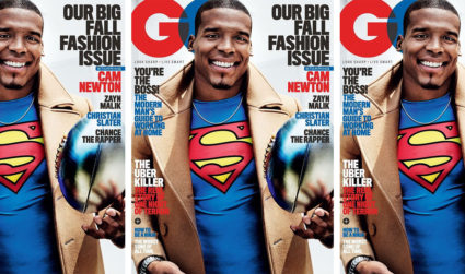 The top 5 outfits from Cam Newton's GQ photo shoot