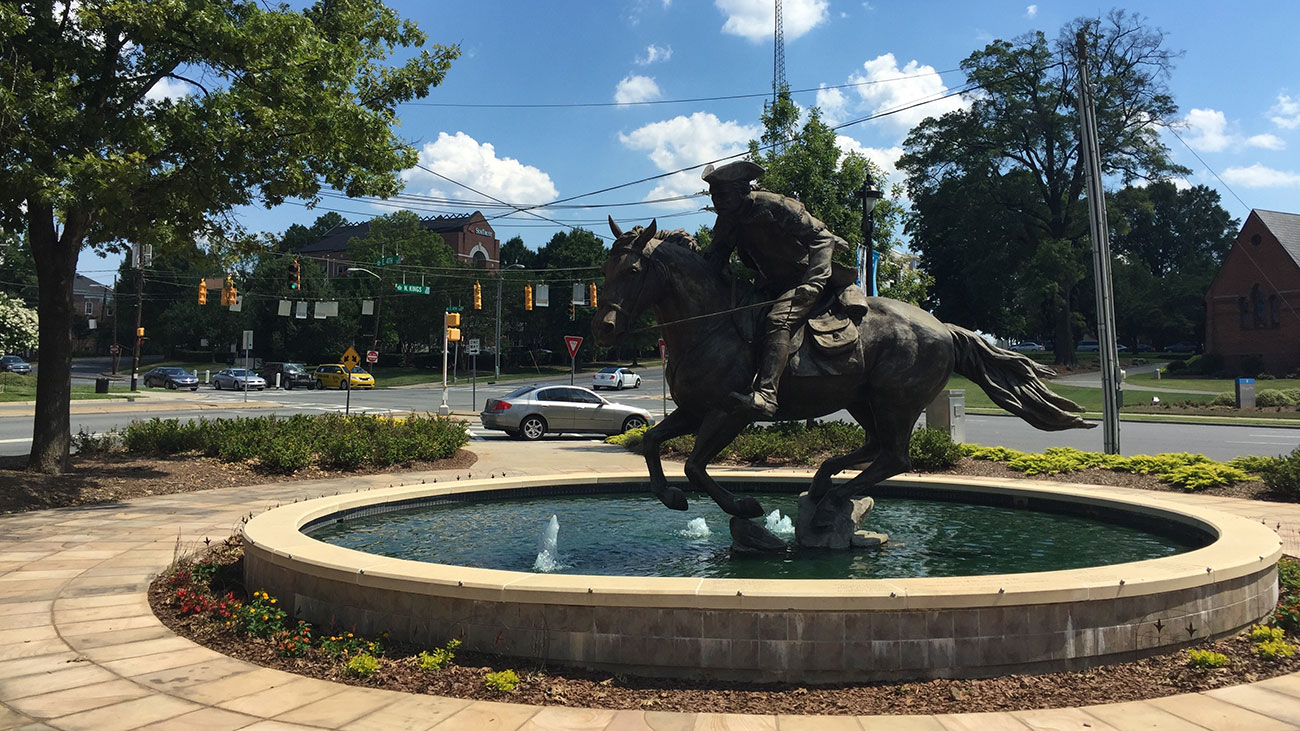 Op-Ed: Charlotte doesn't lack history. You're not looking hard enough