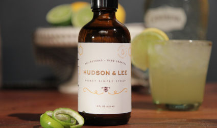 Charlotte cocktails are getting sweetened up with Hudson & Lee's honey...