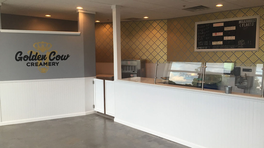 Golden Cow Creamery opening new SouthPark location by Yafo and Sabor