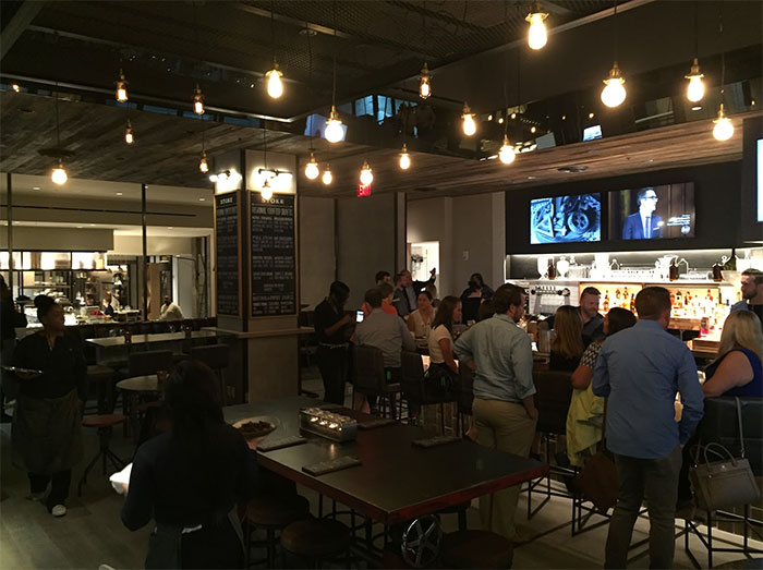Stoke-bar-opens