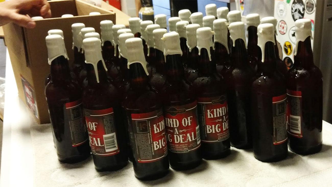"Triple C's simultaneous 4-bottle release is an actual ""Big Deal"""