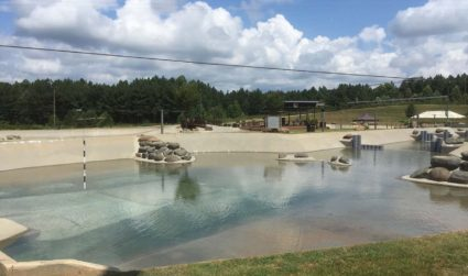 The U.S. National Whitewater Center plans to reopen its rapids Wednesday