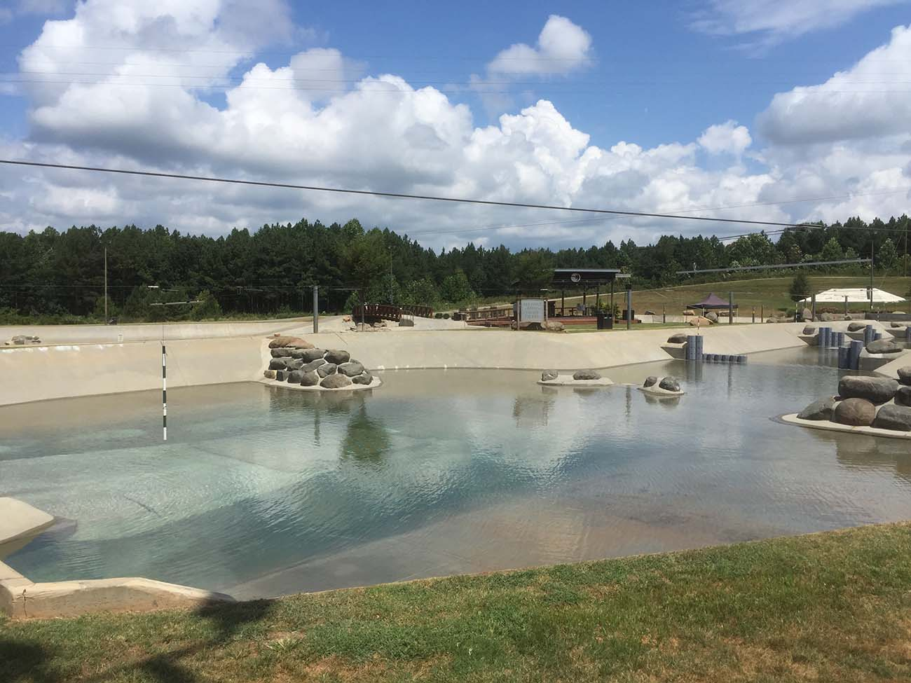 The Whitewater Center could be ready to open its main channel extremely soon