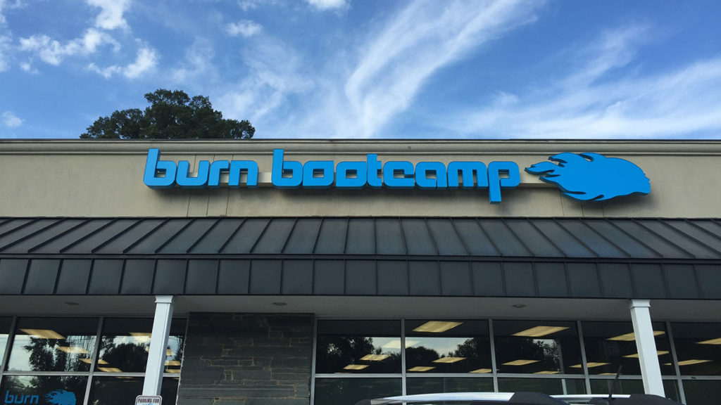 Workout Wednesday: Make your fat beg for mercy at Burn Bootcamp