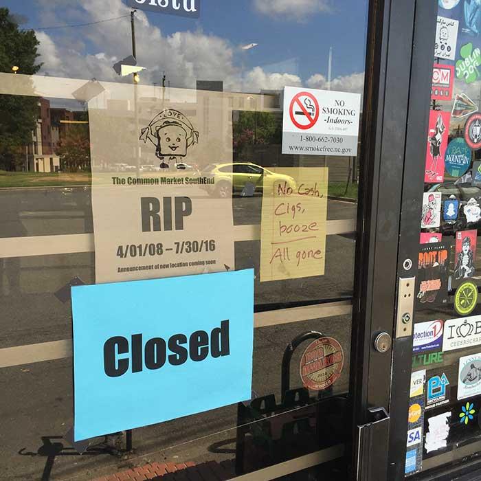 common-market-closed