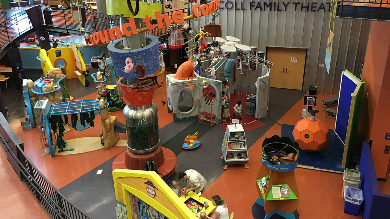 When parents need to cool down, here's 5 indoor toddler activities in Charlotte that will cost you $8 or less