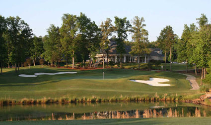 All 24 public golf courses within 30 miles of Uptown Charlotte