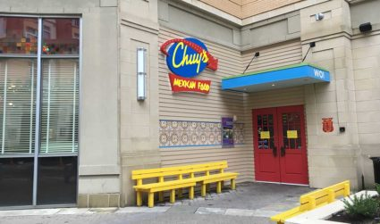 Chuy's is moving from SouthPark to Waverly because of parking