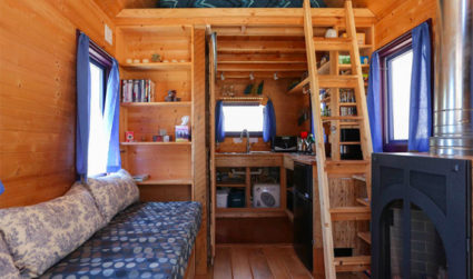 10 tiny houses you can rent near Charlotte (one's in Plaza...