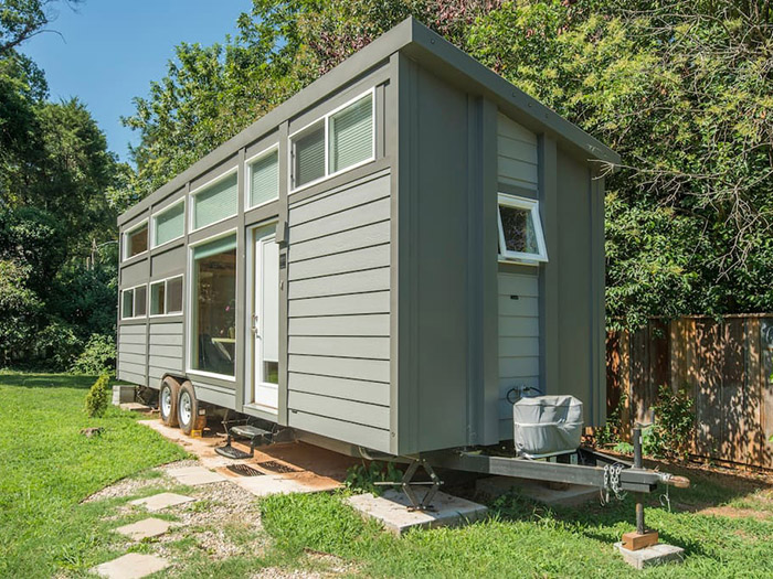 10 tiny houses you can rent near Charlotte ones in Plaza Midwood