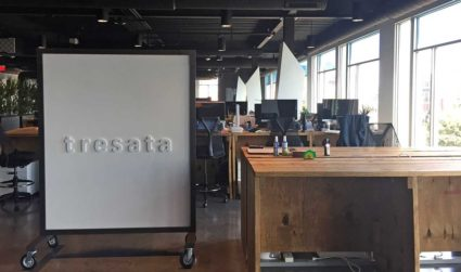 Inside Tresata's stunning new office in South End