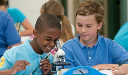 Explore Charlotte Country Day School's campus and learn about enrolling your child in grades 5-8 and 9-12 at their open houses