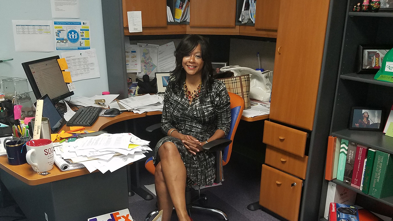 How I Work: Annie Burton, Executive Director of WINGS for Kids