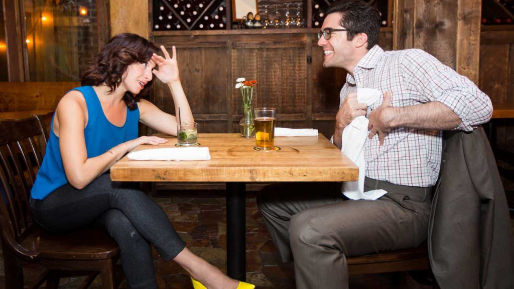 Fall in love this fall with First Date, a musical comedy, coming to Charlotte