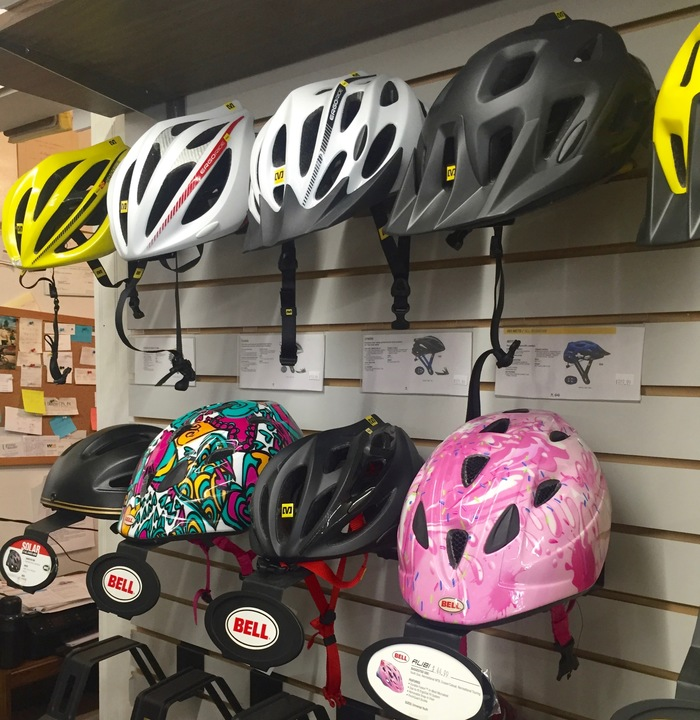 the bike gallery