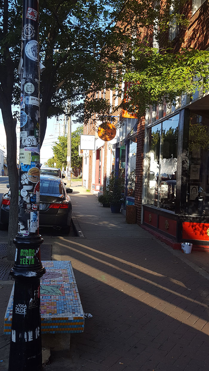 noda street
