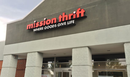 Inside Pineville's newest thrift concept: Mission Thrift