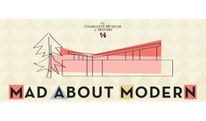 Get your modern architecture fix at the Mad About Modern Home...