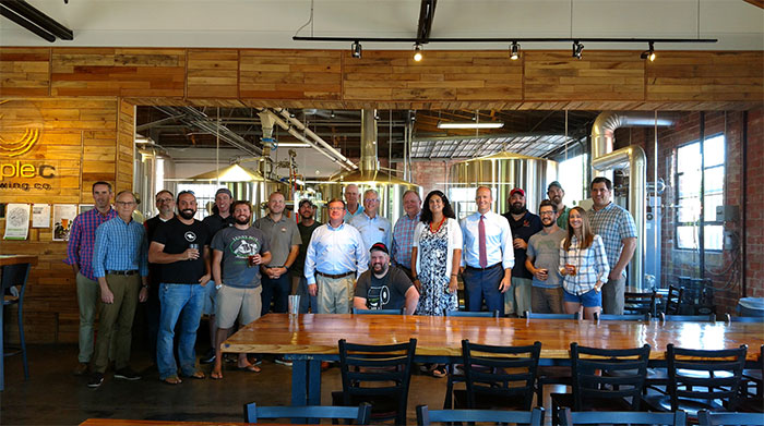 nc-brewery-owners-and-legislature