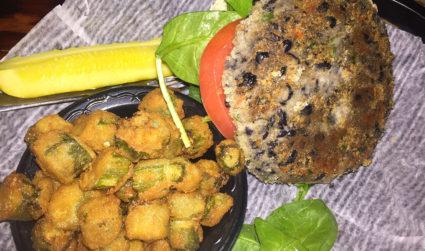 So, you like veggie burgers? Try Thomas Street Tavern