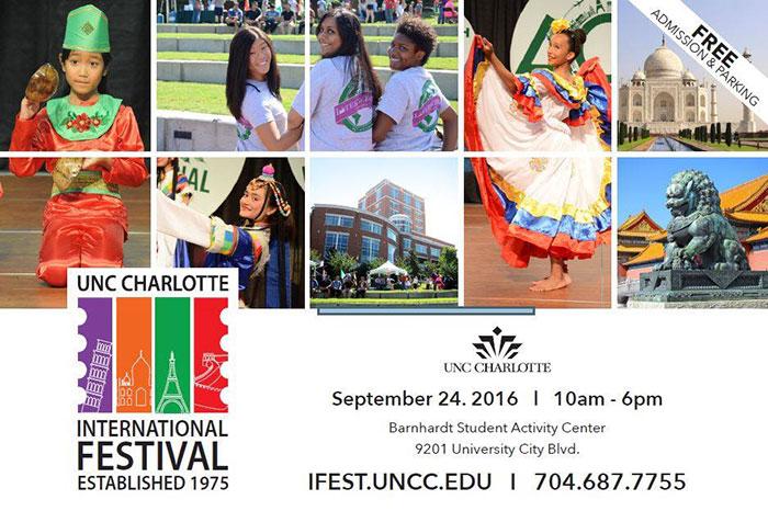 UNCC-International-Festival