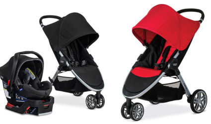 Britax is having a huge warehouse sale this weekend with up to 70% off baby gear