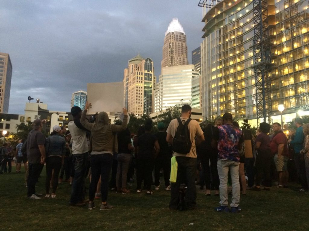 11 images of hope Charlotte needs to see this week