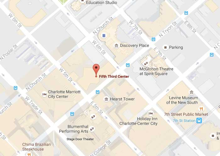 Dilworth Coffee is coming to the Fifth Third Center Charlotte Agenda