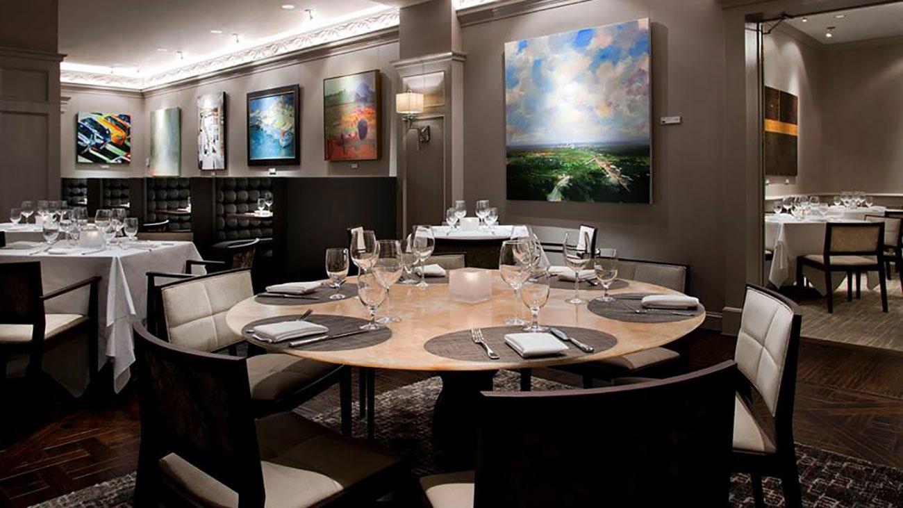 Get a sneak peek of Gallery Restaurant's fall menu