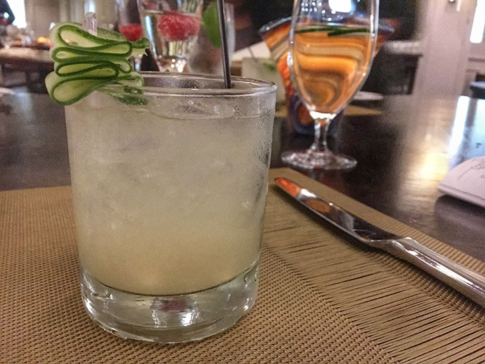 the gallery gimlet