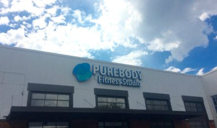 Pure Body is leaving Atherton Mill and opening a massive new...