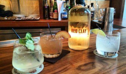 3 new Red Clay cider cocktails to try this fall