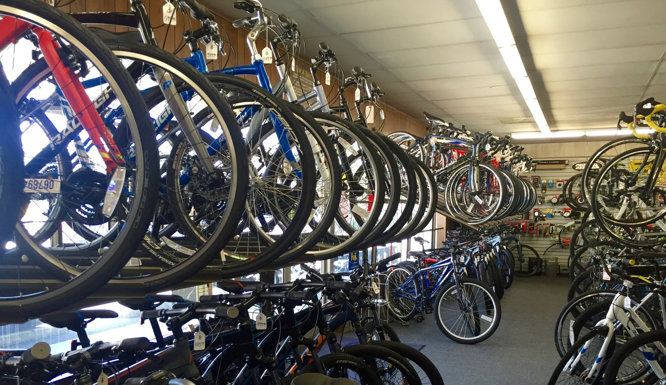 Thinking about investing in your first bike? Here's where to go and not be intimidated