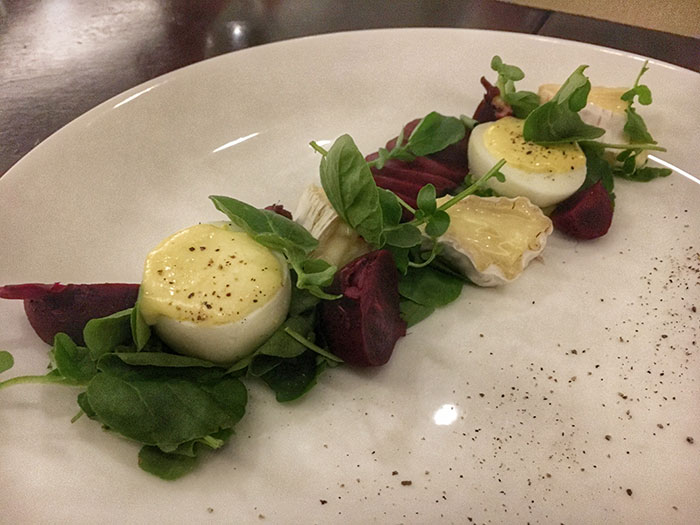 gallery beet salad