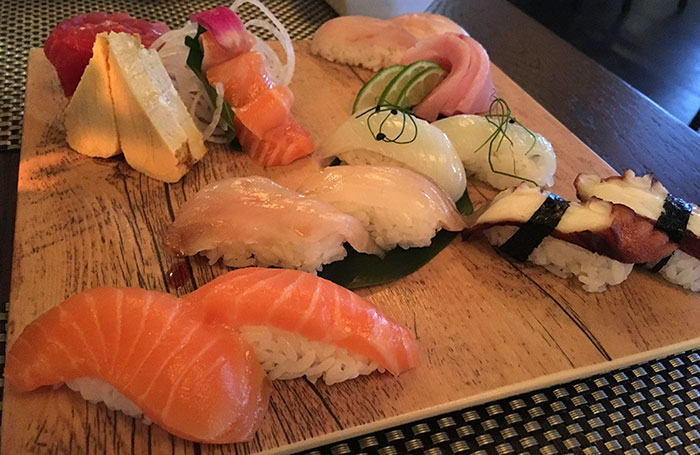 sushi-and-sashi-plate-at-o-ku-south-end-charlotte