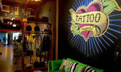 Cribs: Charlotte ad agency, Tattoo Projects, has the perfect mix of...
