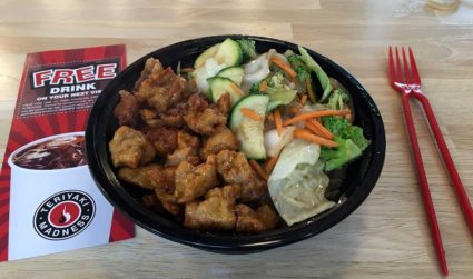 ICYMI: Teriyaki Madness opening in early May next to Hickory Tavern...