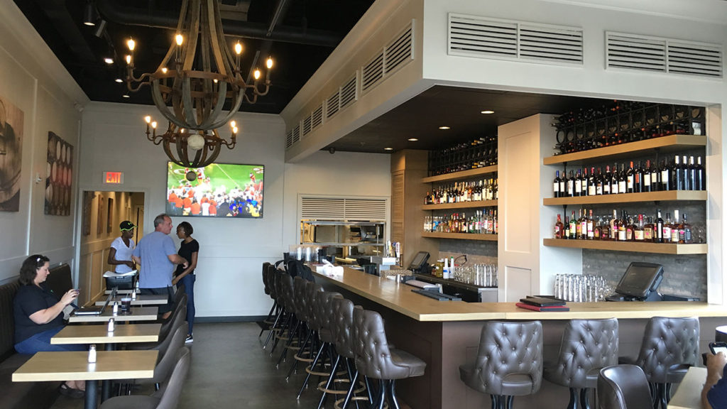 The Turnhouse Grille is now open. Here's what you need to know.